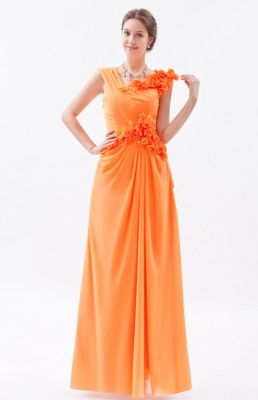 Orange Evening Dresses