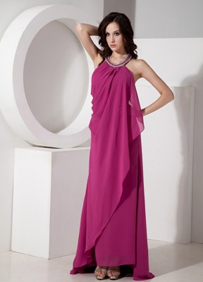 Fuchsia Evening Dresses
