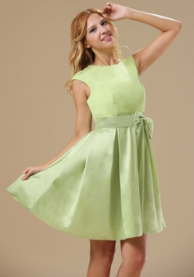 Yellow Green Bridesmaid Dresses