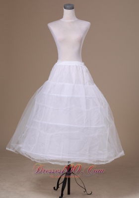 Low Price Tulle Floor-length Petticoat for Popular