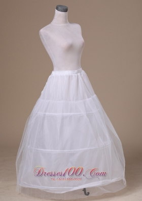 Organza Floor-length Petticoat 2013 Brand New