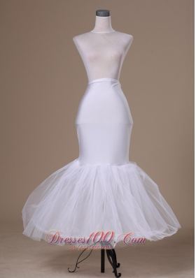 Mermaid Petticoat Tulle and Satin Designer Your Own