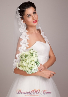 Hand-tied Round Shaped Wedding Bouquet Elegant