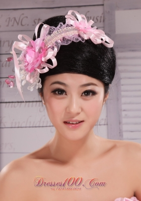 Wedding Tulle Headpice Hand Made 2013