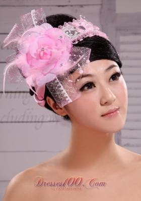 2013 Palace Princess Korean Headdress Flower