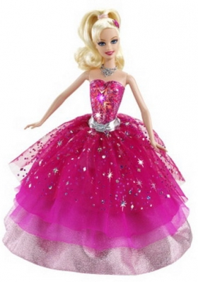 Turmec » barbie ball gown dress up