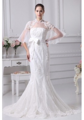 Luxurious white the 25th anniversary in wedding dress for Dress for 25th wedding anniversary