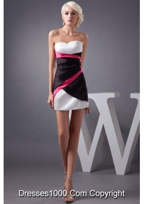Strapless Sweetheart Mini Prom Gown Dress in Multiple Colors