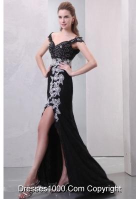 2018 Black Prom Dresses