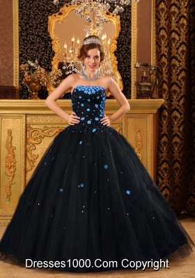 Black Quinceanera DressesQuinceanera Gowns in Black Color
