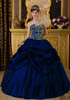 Beautiful Royal Blue Quinceanera Gowns, 2018 Royal Blue ...