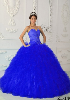 2018 Royal Blue Quinceanera Gowns, Wholesale Royal Blue ...