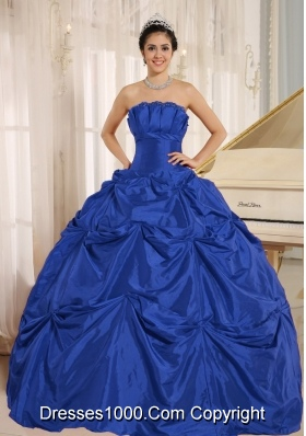 Discount Ball Gown Pick Ups Quinceanera Dresses For Custom Made