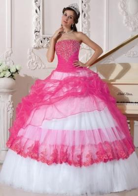 Bulk Buy Hot Pink Quinceanera Dresses, How to Buy Hot Pink ...