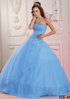 Where to Buy Light Blue Quinceanera Dresses, Affordable Light Blue ...