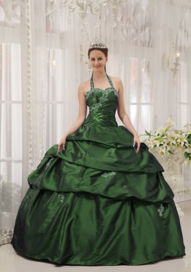 Discount Dark Green Quinceanera Dresses, Low Price Dark Green ...