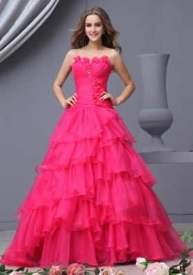 Hot Prom Dresses Of 2018 6