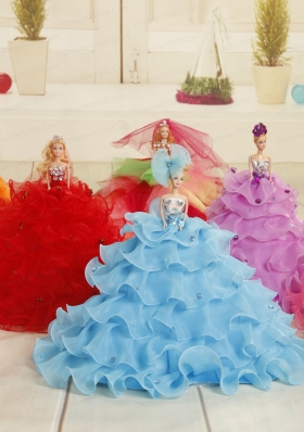 2015 Sweet Party Clothes Barbie Doll