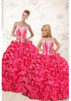Classical Ball Gown Sweetheart Princesita With Quinceanera Dresses with Appliques