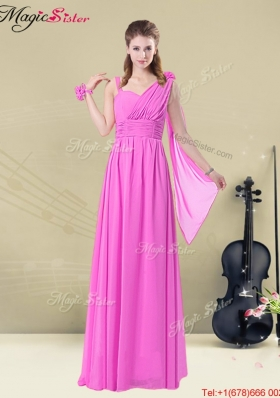 Inexpensive Empire Straps Prom Dresses for Spring