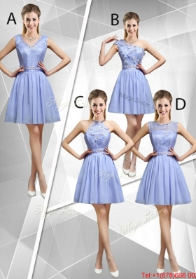 Luxurious Appliques and Sequined Bridesmaid Dresses with A Line