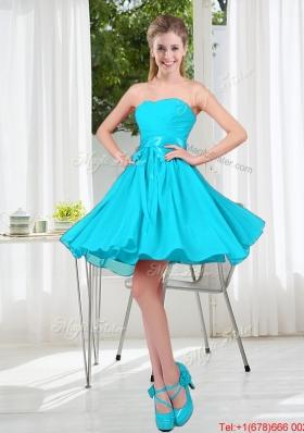 A Line Sweetheart 2016 Summer Bridesmaid Dresses