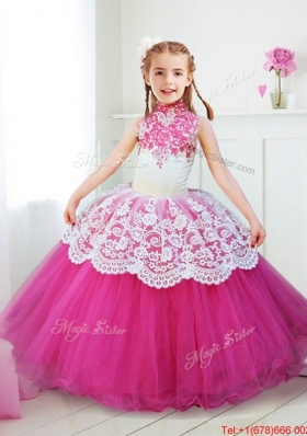 Pretty Little Girls&-39- Party Dresses-Beautiful Gowns for Little Girls