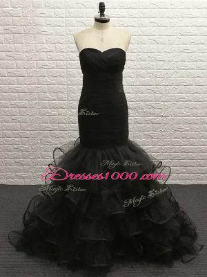 Affordable Tulle Sleeveless Floor Length Pageant Dress for Teens and Beading