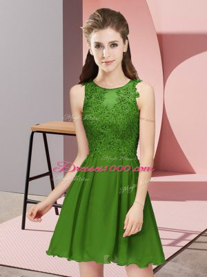 57344225e7d New Style Green Scoop Zipper Appliques Quinceanera Court Dresses Sleeveless