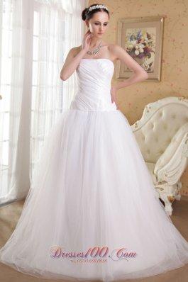 Cinderella Style Wedding Dress Princess Floor-length 2015