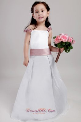 Beauty Pageants Dresses Light Purple Straps Taffeta