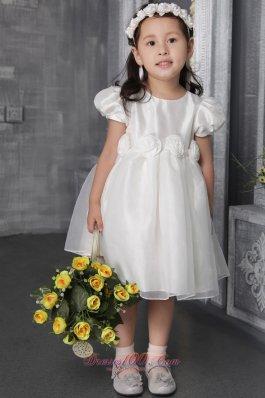 romantic formal smocked flower girl dresses : Dresses1000.Com