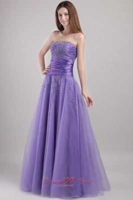 Beading Prom / Party Dress Empire Wide Waistband