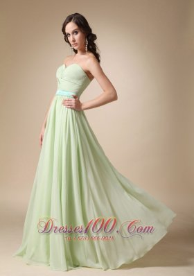 Prom / Evening Dress Twisted Bust Front pleated Skirt