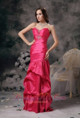 Remarkable Hot Pink Under 150 Prom Dress Beading