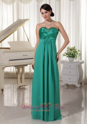 Around 100 Prom Evening Dress Turquoise Beaded