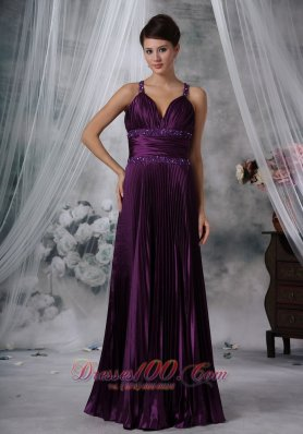 Purple Prom Dresses Pluss