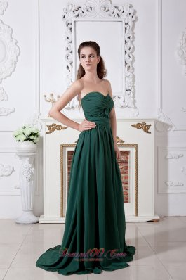 Dark Green Prom Dresses