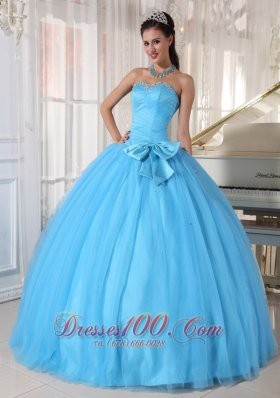 Aqua Blue Gown Wedding Dresses