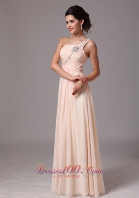 Beautiful Champagne Evening Dresses