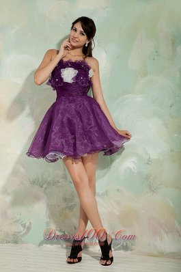 Princess Prom / Homecoming Dress Flowers