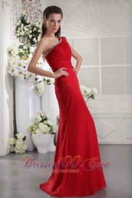 Black Column Strapless Taffeta Ruch Prom Dress