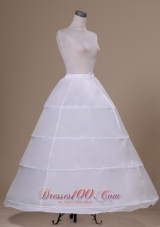 Ball Gown Organza and Floor-length Dance Petticoat