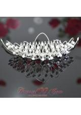 Ladies' Tiara Imitation Pearls for Wedding