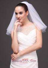 Discount 2013 Wedding Bridal Veil Royal Blue