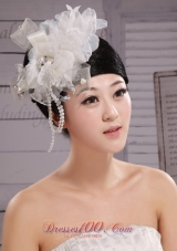 Beautiful Headpiece Small Laurie Flowers