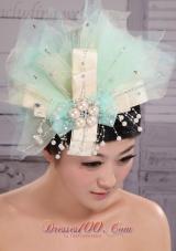 2013 Multi-color Headpiece Imitation Pearls