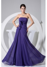Hand Made Purple 2013 Prom Dress Wrap For Elegant
