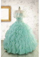 New Style Ball Gown Beading Quinceanera Dress with Sweetheart