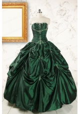 2015 Brand New Style Quinceanera Dresses with Appliques